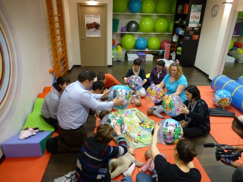 tallers per a nadons temps per tu